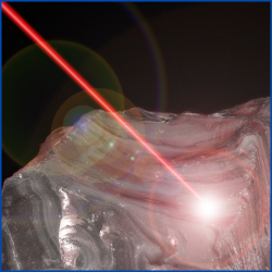 Laser Ablation Image