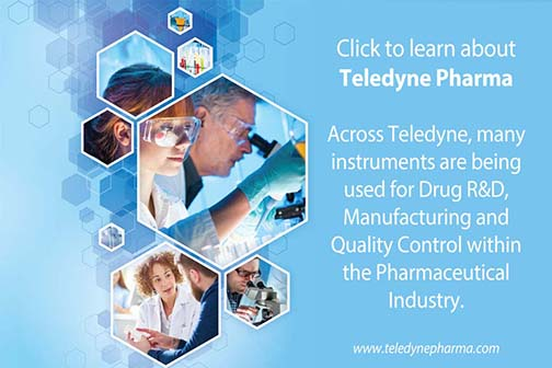 Click to learn about Teledyne Pharma